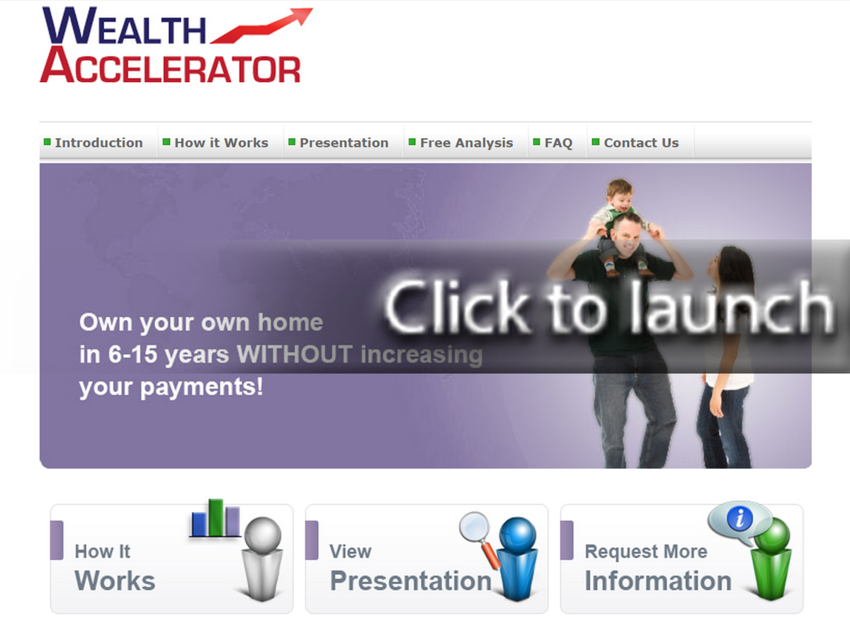 Wealth Accelerator Software